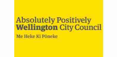 Logo of Wellington City Council